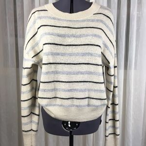 Wilfred Free Striped Sweater